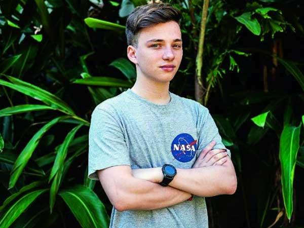 Con 20 años, Mateo Salvatto, un emprendedor exitoso