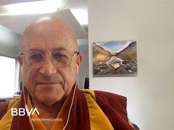 """""""El altruismo es poderoso"""". Matthieu Ricard, escritor y monje budista"""