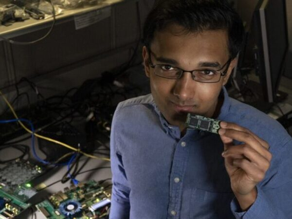 Ordenadores con olfato: así es el chip que puede 'oler' sustancias peligrosas