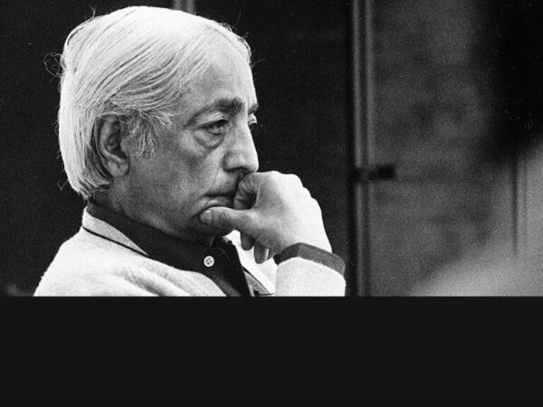 J Krishnamurti Saanen 1979 Quinta Charla pública ¿Son el deseo y el tiempo?