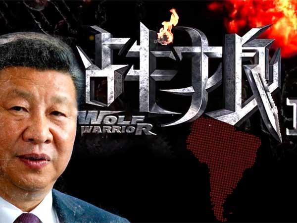 Wolf Warrior, la política que busca imponer China en el mundo y su deseo sobre América Latina tras el coronavirus