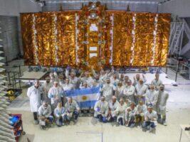 Argentina pondrá en órbita un satélite con la asistencia de SpaceX