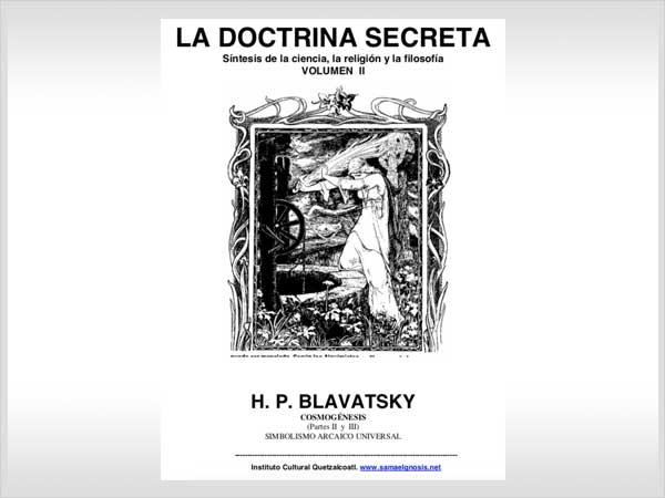La doctrina secreta. Síntesis de la ciencia, la religión y la filosofía
