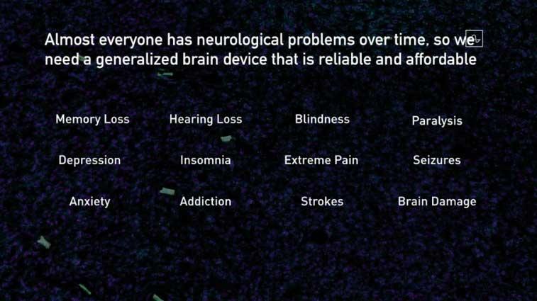 neuralink neurological problems