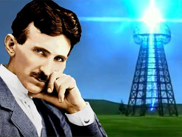 Homenaje Nikola Tesla