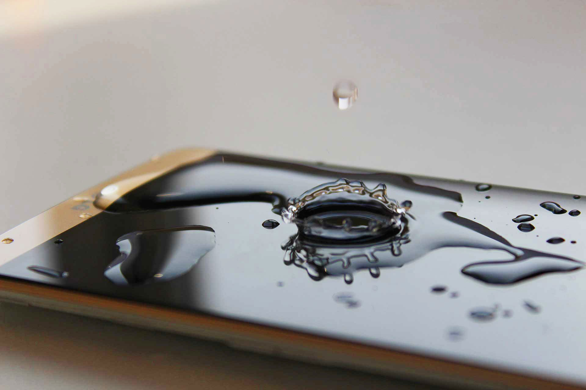cell phone water damage restoration orange county