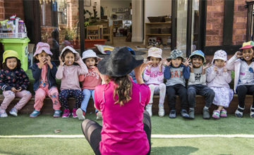 How Be You helped Active Kids Homebush create a space where diversity is celebrated