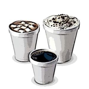 J Cup® Insulated Foam Cups