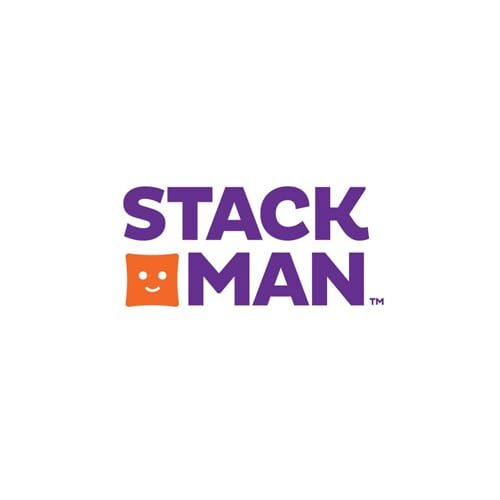 STACK MAN LOGO