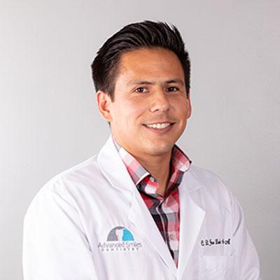 Dr. Aaron Peralta