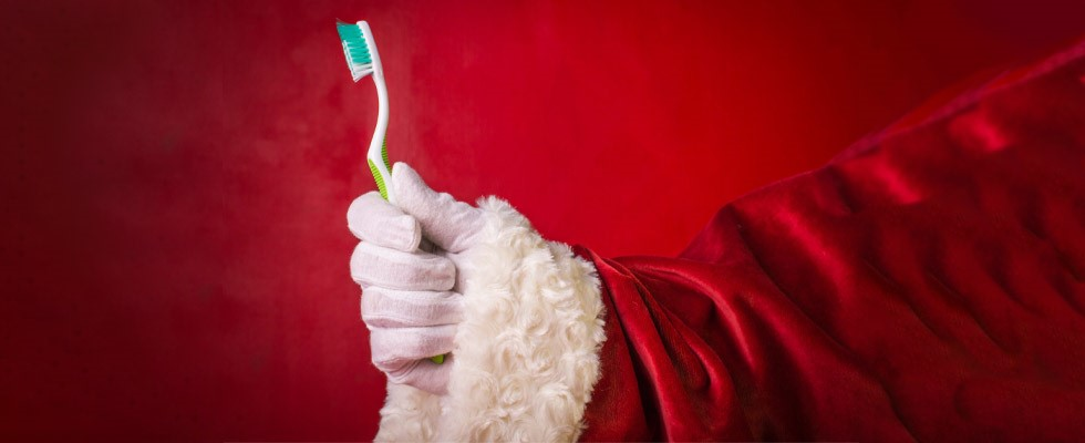 Traveling with your toothbrush in the Holidays