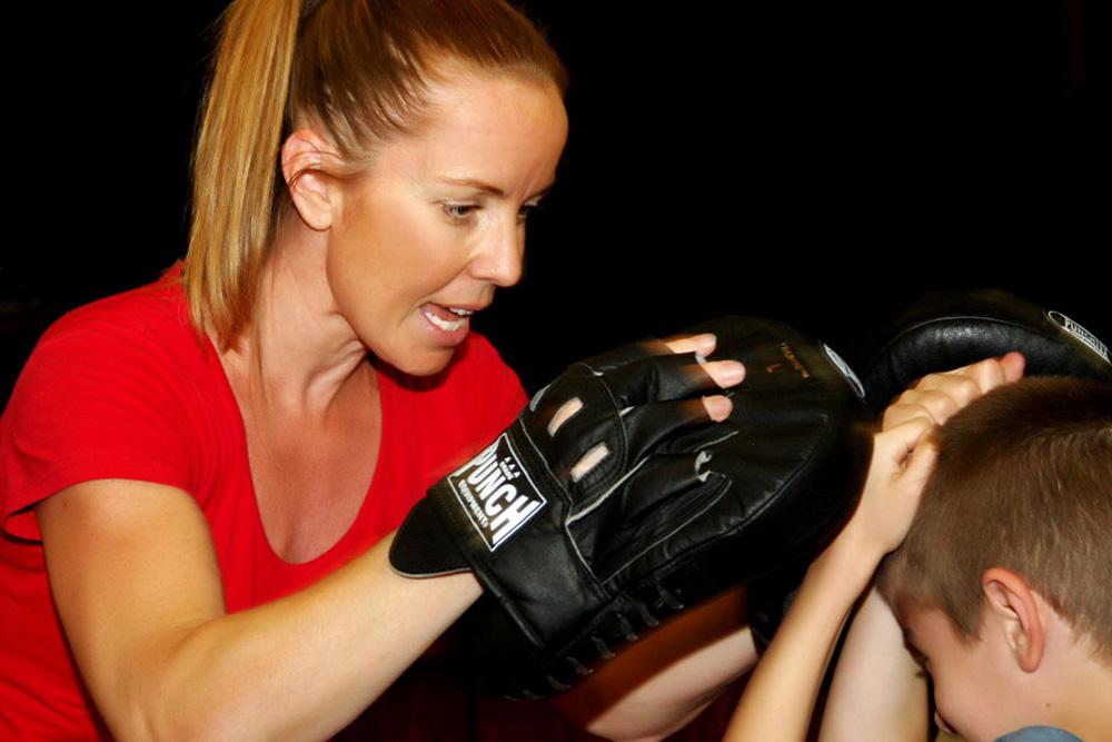 self-defense frisco