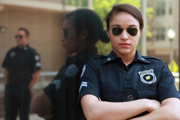 law enforcement self-defense