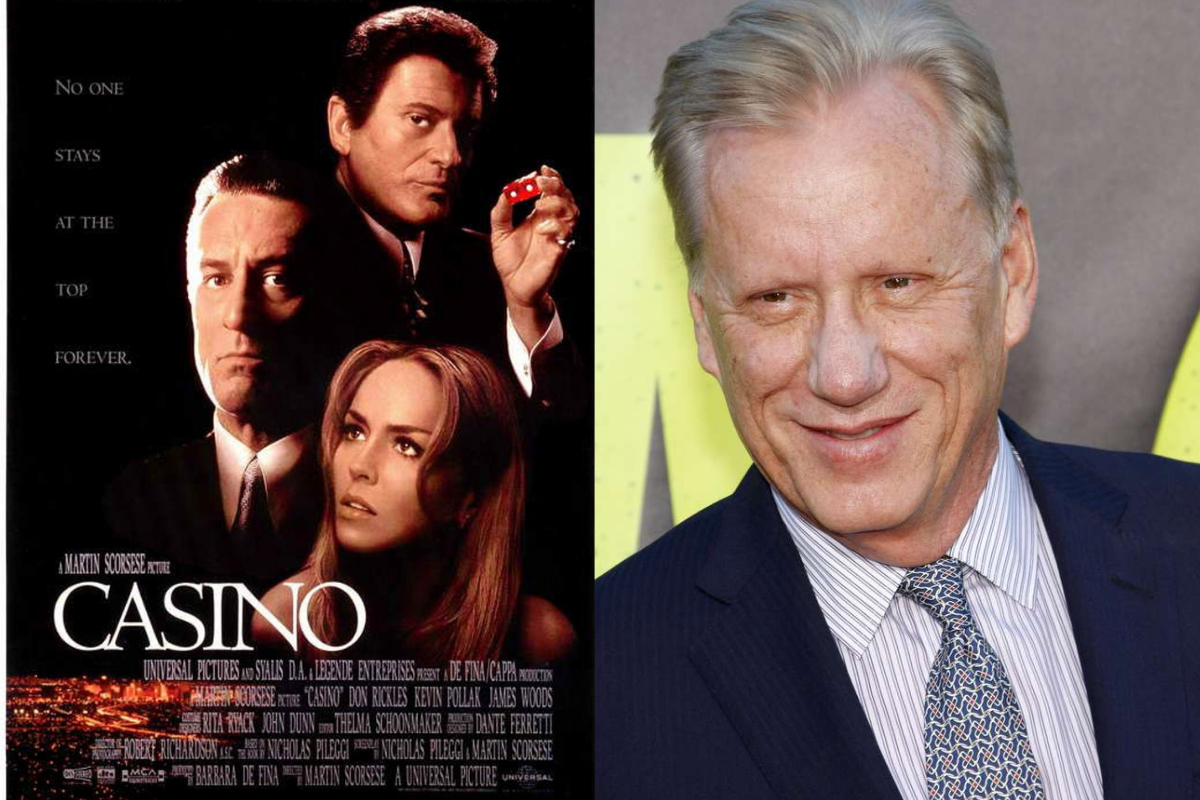 James Woods - Casino