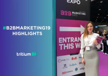 #B2BMarketing19: Highlights