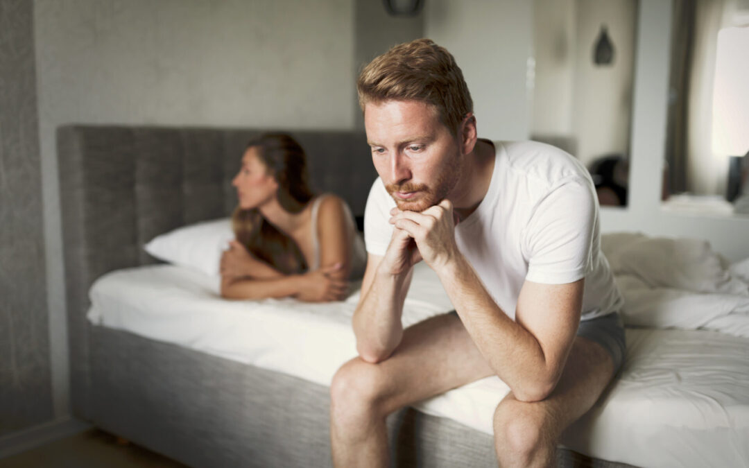 The Most Common Symptoms & Causes for Erectile Dysfunction
