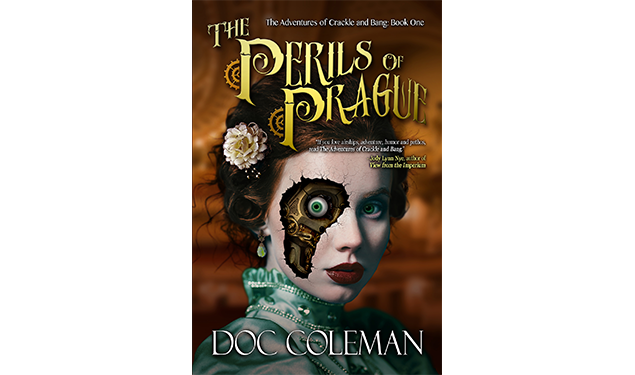 "Doc Coleman's ""The Perils of Prague"""
