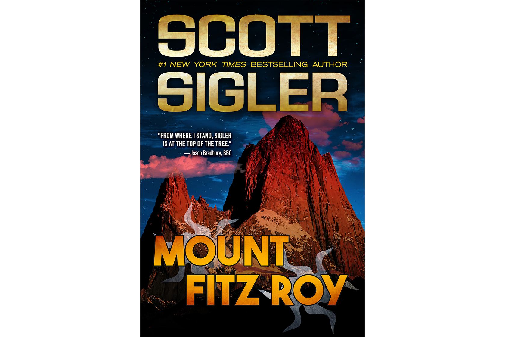 "Scott Sigler's ""Mount Fitz Roy"""