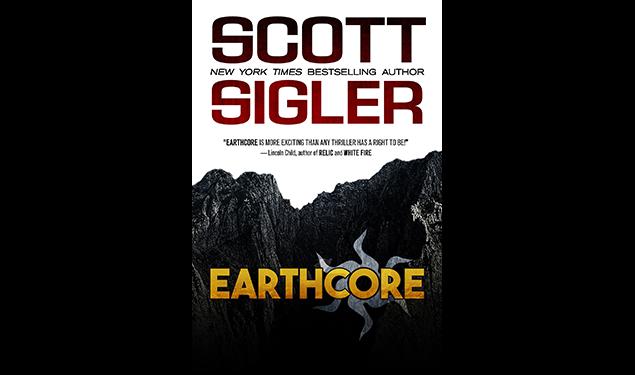 """Scott Sigler's """"Earthcore"""""""