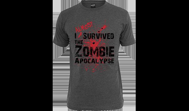 Zombie Apocalypse Survivor Tee-Shirt