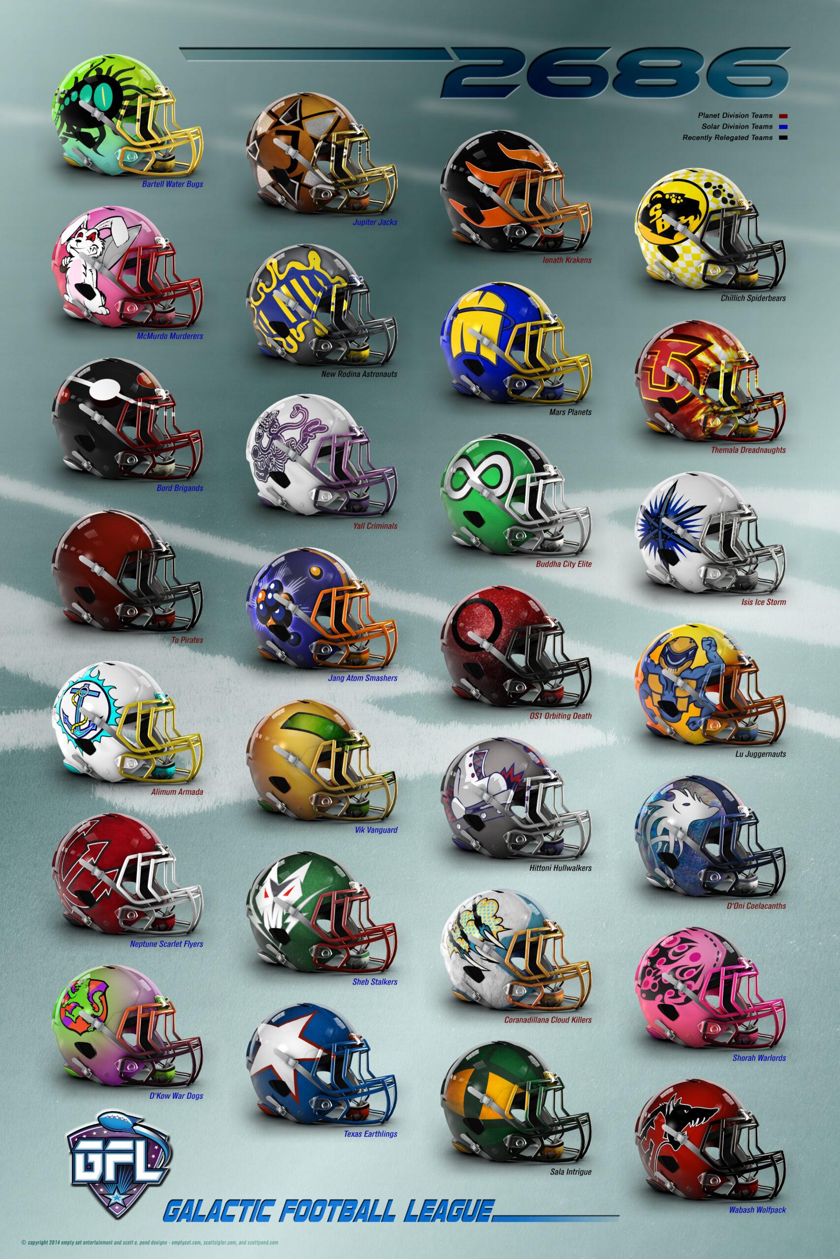GFL - Helmets
