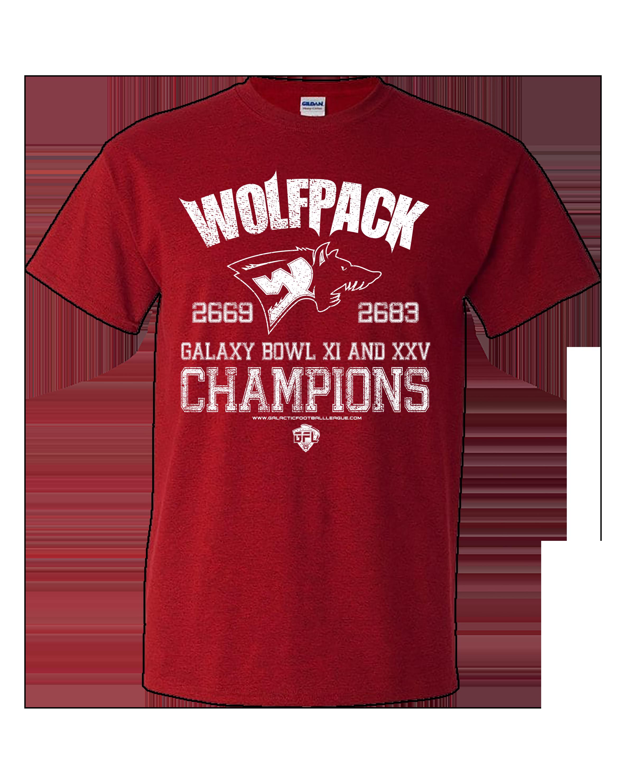 Wolfpack Mock