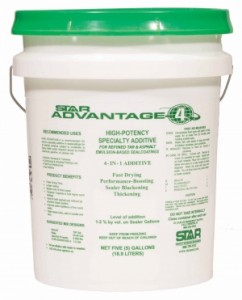 Star Advantage Sealer Additive