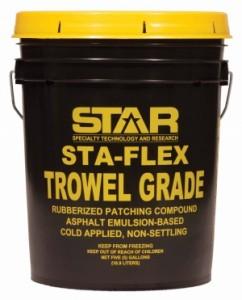 Star Trowel Grade