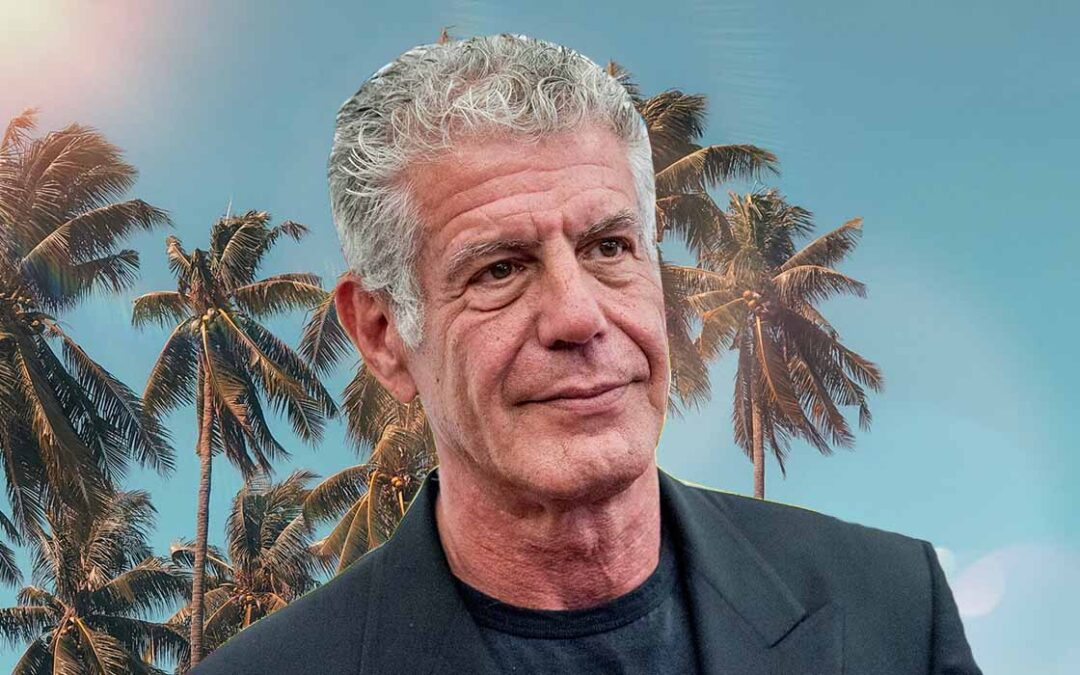 Eat like Bourdain in Miami