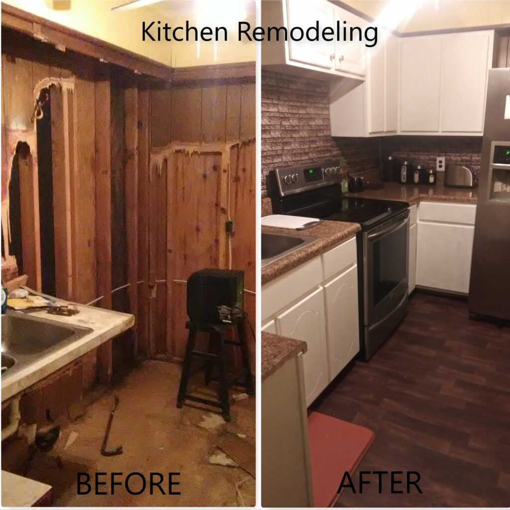 UHS general contractor constantly restores, transform, renovate and will be more than happy to cater to all your kitchen remodeling services. Our aim is for you the customer to enjoy your cooking area and have the piece of mind that your kitchen was handled with great care and years of experience.