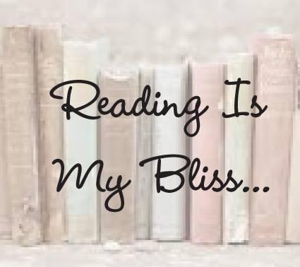 Jo, Reading is my Bliss