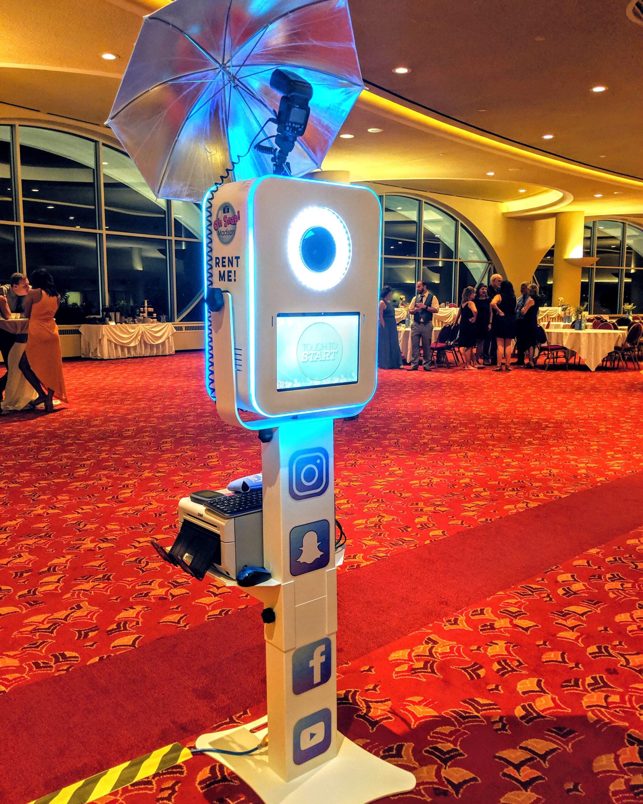 Photo Booth Rental Madison WI