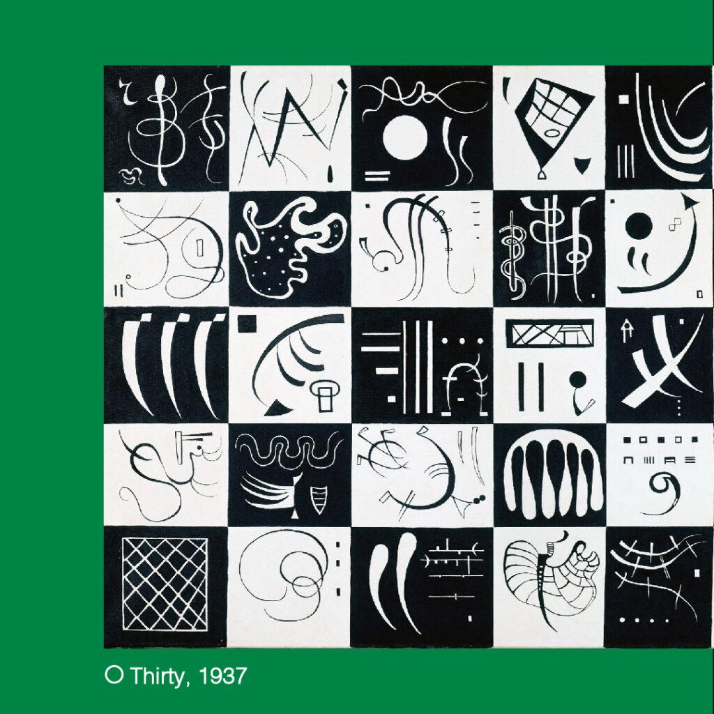 Thirty Wassily Kandinsky