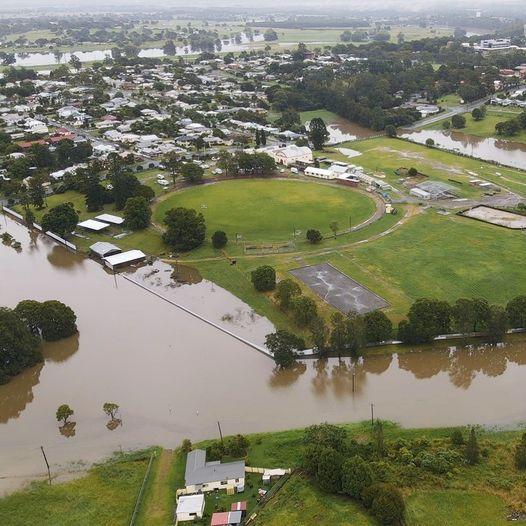 Photo courtesy of Photographer and Videographer Luke Jones from Jonesy's Aerial Photography.