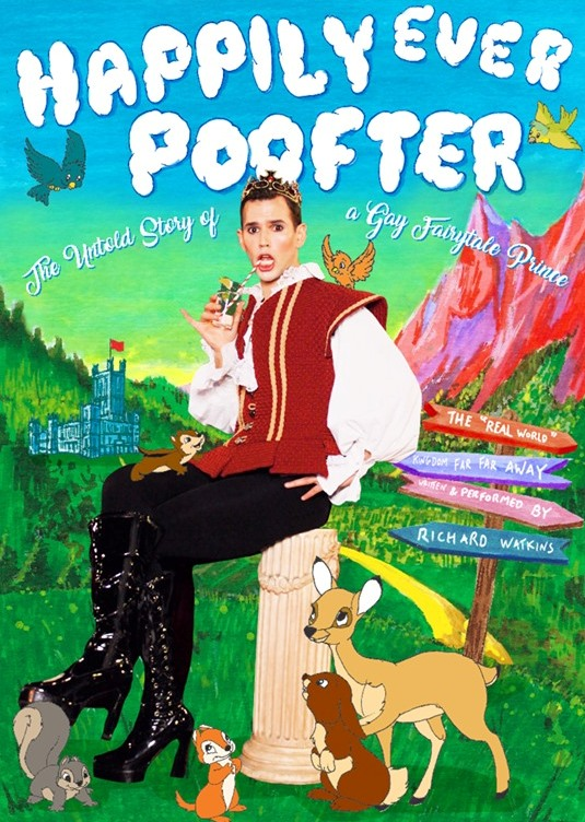 Happily Ever Poofter