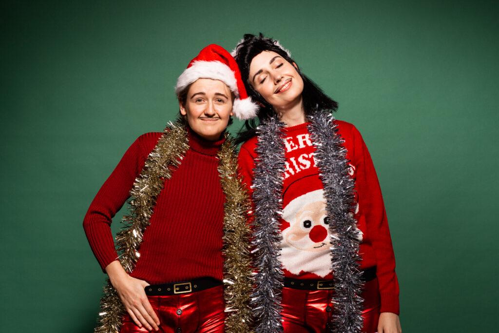Pecs Christmas Queer