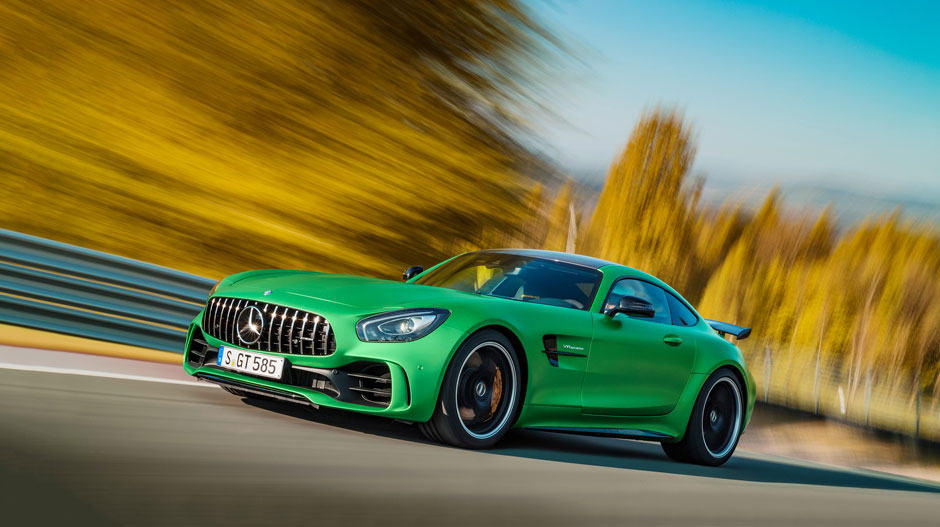 Photo of Check Out The New Mercedes-AMG GT R Packed With Motorsport Technology