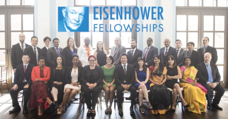2019 Eisenhower Fellowships Global Program in USA