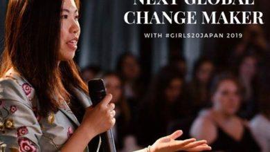 10th Annual G(irls)20 Summit 2019 in Tokyo, Japan