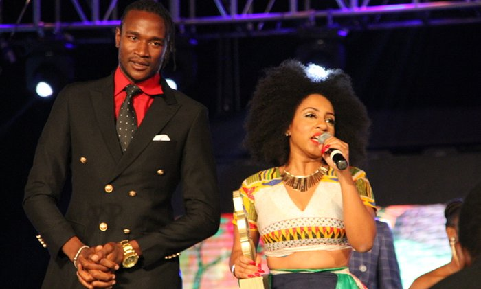 5 Times Ammara Brown And Jah Prayzah Dominated Year 2016