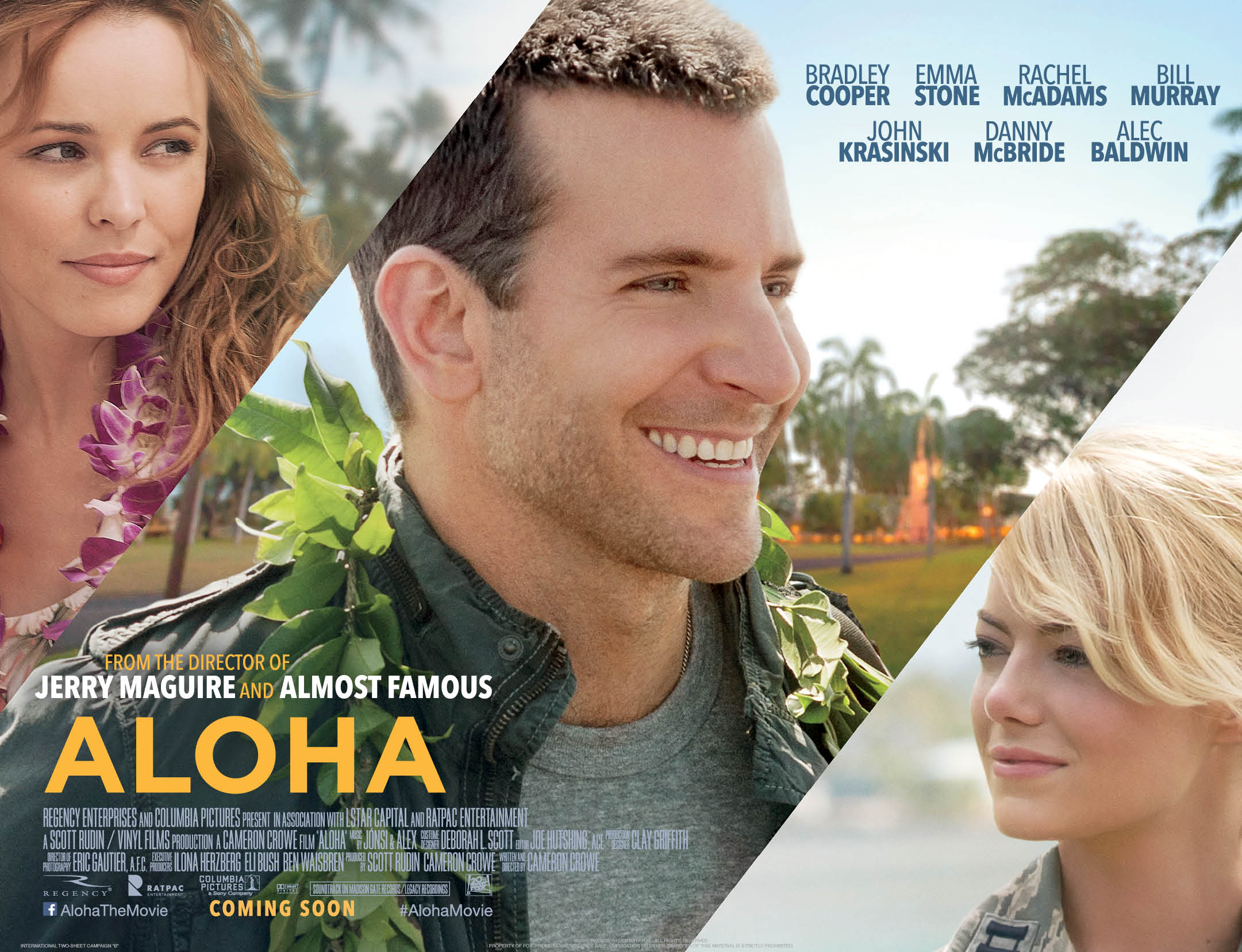 Photo of Movie Review: ALOHA