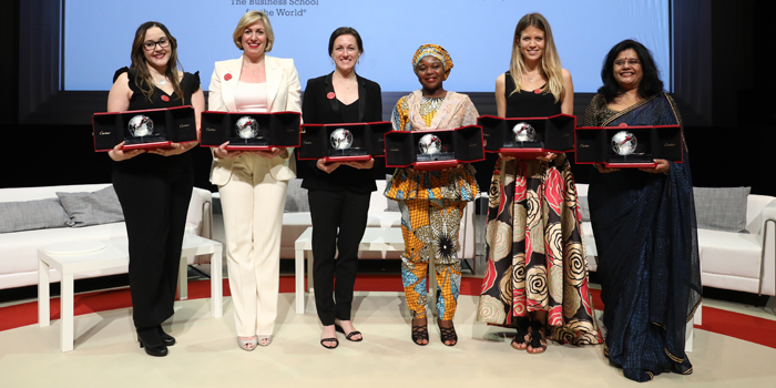Cartier Women's Initiative Awards 2018