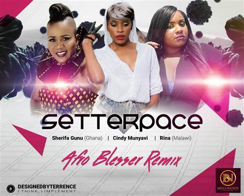Cindy Munyavi Teams Up With Other African Female Artists On 'Setter Pace' Remix