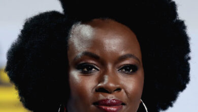 """Photo of Danai Gurira clears the air on leaving """"The walking Dead"""""""