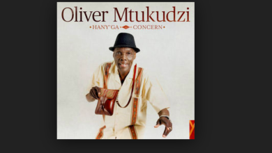 "Photo of Download Oliver Mtukudzi's  ""Hany'ga (Concern)"" Album"