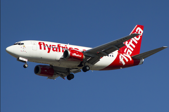 Photo of Zimbabwe's cheapest airline, Fly Africa defrauded of over $140 000 USD
