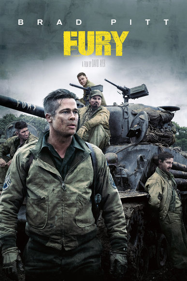 Photo of Movie Review: Fury