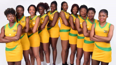 Photo of Zim netball team thrashes Sri Lanka at the Netball world cup.