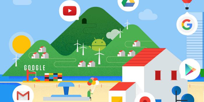 Google Business Intern 2018