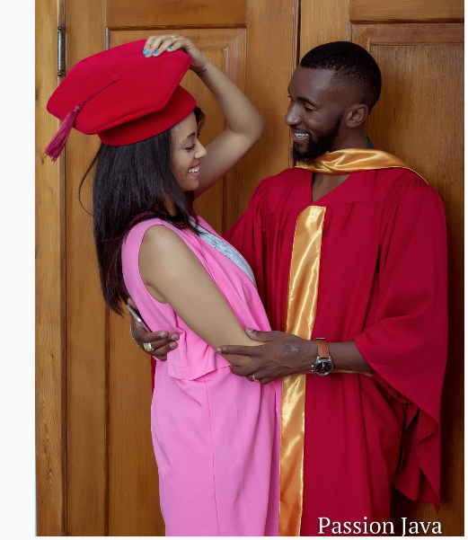 Wow!! Prophet Passion Java Graduates With A Doctorate Degree?